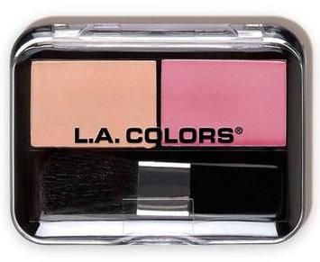 L.A. Colors Dual Blush