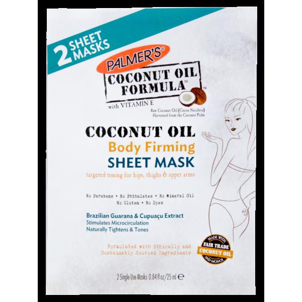 Palmer's Coconut Oil Formula Body Firming Sheet Mask