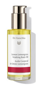 Dr. Hauschka Lemon Lemongrass Vitalizing Body Oil