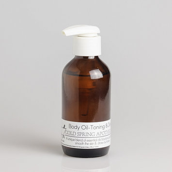 Cold Spring Apothecary Body Oil-Toning & Detox