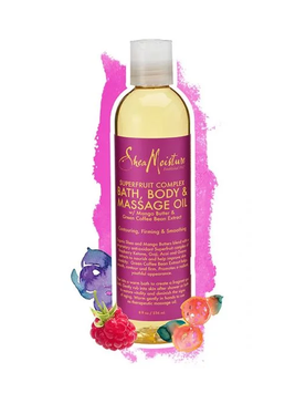 SheaMoisture Superfruit Complex Bath, Body & Massage Oil