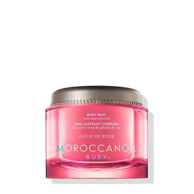 Moroccanoil® Body Buff Fleur de Rose