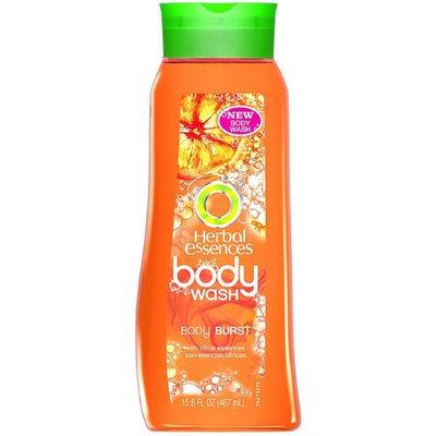 Herbal Essences Body Burst Body Wash