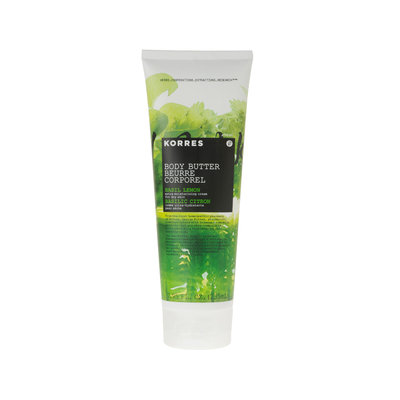 KORRES Basil Lemon Body Butter