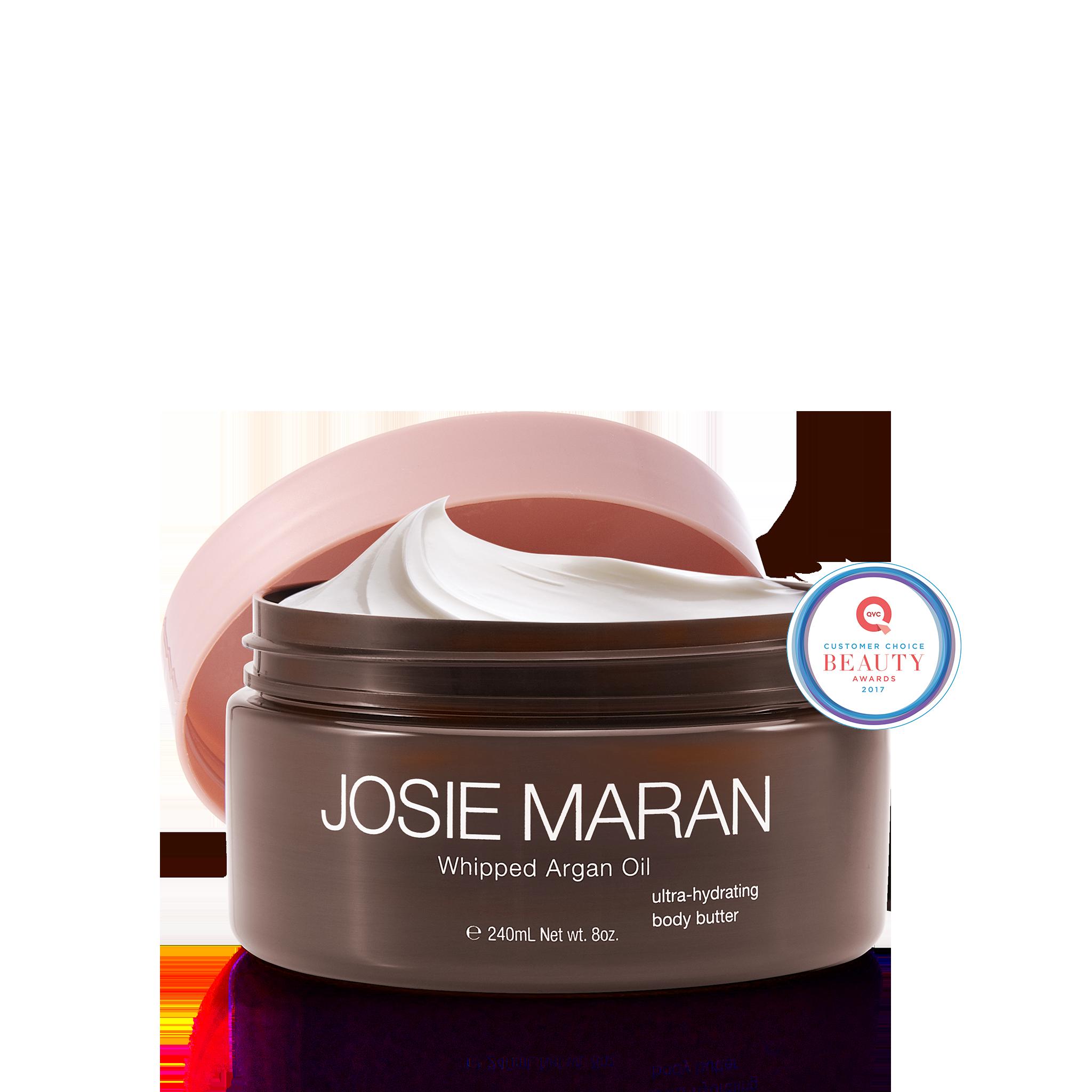 Josie Maran Whipped Argan Oil Body Butter Vanilla Bean