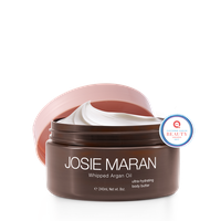 Josie Maran Whipped Argan Oil Body Butter Caramel Vanilla Wafer