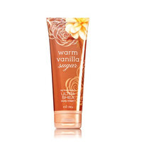 Bath & Body Works Signature Collection WARM VANILLA SUGAR Ultra Shea Body Cream