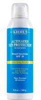 Kiehl's Activated Sun Protector Spray Lotion for Body SPF 50