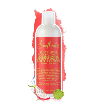 SheaMoisture Fruit Fusion Coconut Water Energizing Body Lotion