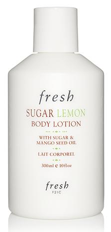 fresh Sugar Lemon Body Lotion