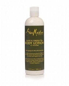 SheaMoisture Olive & Green Tea Body Lotion
