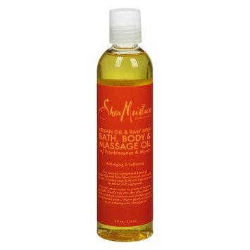 SheaMoisture Organic Argan Oil & Raw Shea Bath Body & Massage Oil