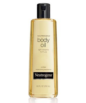Neutrogena Light Sesame Formula Body Oil