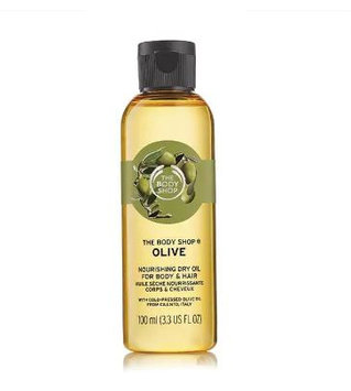 THE BODY SHOP® Olive Beautifying Dry Oil for Body, Face & Hair