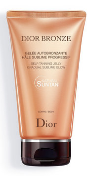 Dior Bronze Self Tanning Jelly Gradual Glow Body