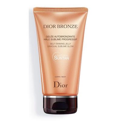Christian Dior Dior Bronze Self Tanning Jelly Gradual Glow Body