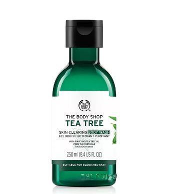 THE BODY SHOP® Tea Tree Skin Clearing Body Wash