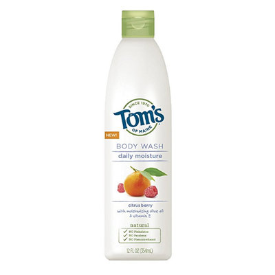 Tom's OF MAINE Natural Daily Moisture Body Wash