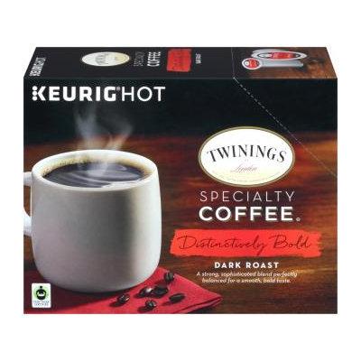 Twinings® Distinctively Bold Dark Roast Coffee K-cups