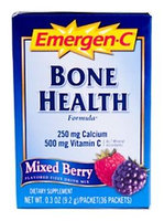 Emergen-C Bone Health Mixed Berry