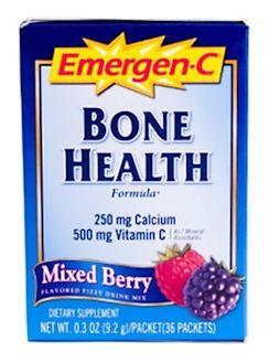 Emergen-C Bone Health Mixed Berry