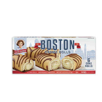 Little Debbie® Boston Creme Rolls