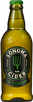 Sonoma Cider Pear The Pitchfork