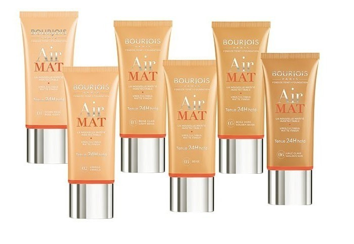 Bourjois Foundation - Air Mat 24H