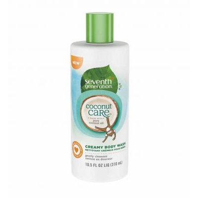 Seventh Generation Coconut Care™ Creamy Body Wash