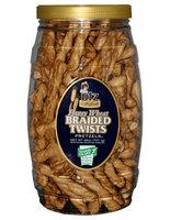 Utz Select Honey Wheat Braided Twists Pretzels