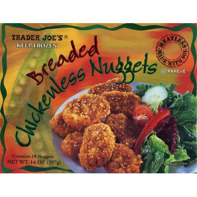 Trader Joe's Breaded Chickenless Nuggets