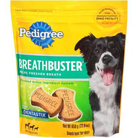 Pedigree® Breathbuster All Dog Sizes Dog Treat