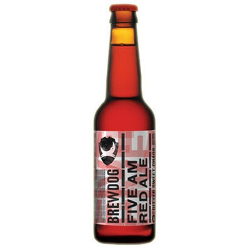 BrewDog 5 AM Red Ale