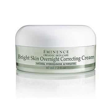 Eminence Organic Skin Care Bright Skin Overnight Correcting Cream