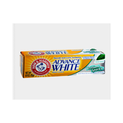 ARM & HAMMER™  Advance White Brilliant Sparkle Fresh Mint Fluoride Anti-Cavity Toothpaste