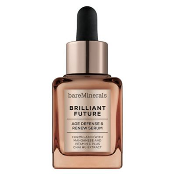 bareMinerals Brilliant Future® Age Defense & Renew Serum