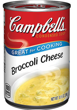 Campbell's® Broccoli Cheese Condensed Soup
