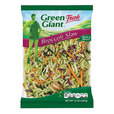 Green Giant® Fresh Broccoli Slaw