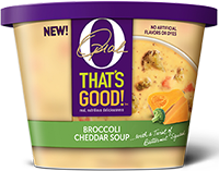 O That's Good!™ Broccoli Cheddar Soup