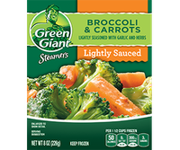 Green Giant® Steamers Broccoli & Carrots