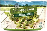 Cascadian Farm Organic Broccoli Florets