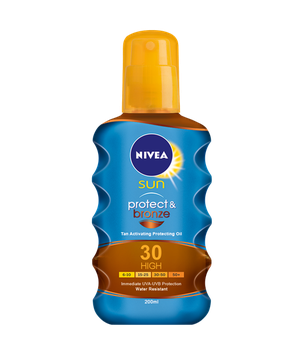 NIVEA Protect & Bronze Protection Oil