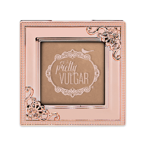 Pretty Vulgar Bronzed B Powder Bronzer