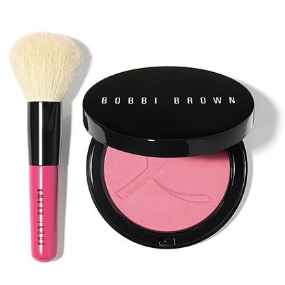 Bobbi Brown Pink Peony Illuminating Bronzing Powder Set