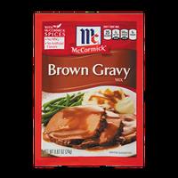 Mccormick® Brown Gravy Mix