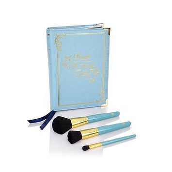 Luke Henderson Book Clutch with Brushes