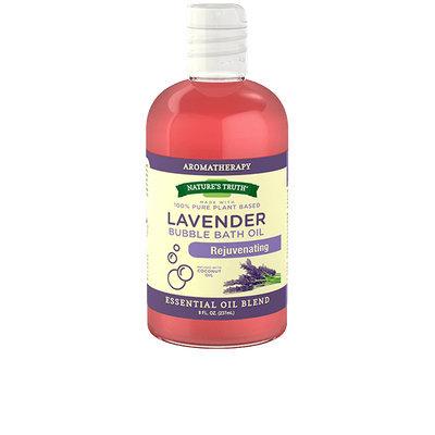 Nature's Truth Lavender Essential Oil Bubble Bath