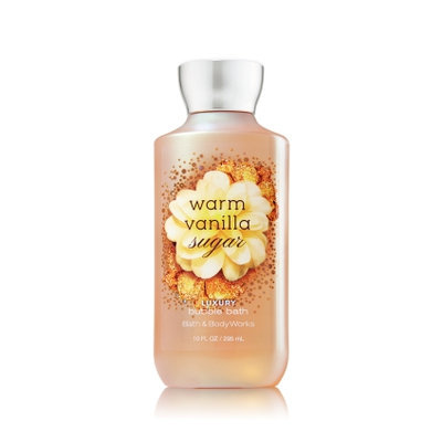 Bath & Body Works Warm Vanilla Sugar Bubble Bath