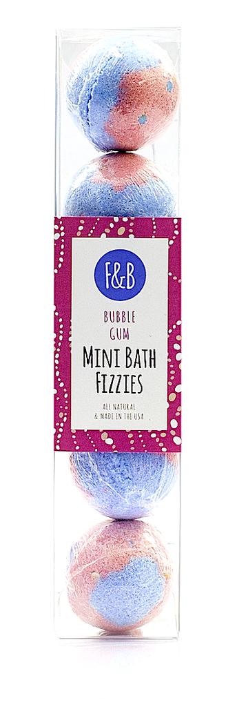 Fizz & Bubble Artisan Bath Fizzies