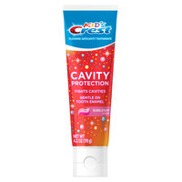 Crest Kids Cavity Protection Toothpaste Gel Formula